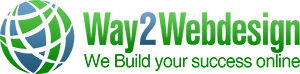 Way2Webdesign – Responsive Wordpress Webdesign & Graphic Design Logo